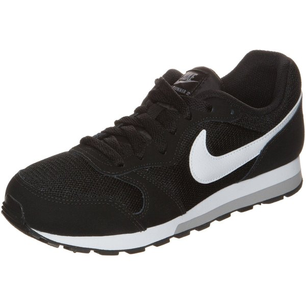 Nike Boys Trainers black MD Runner 2