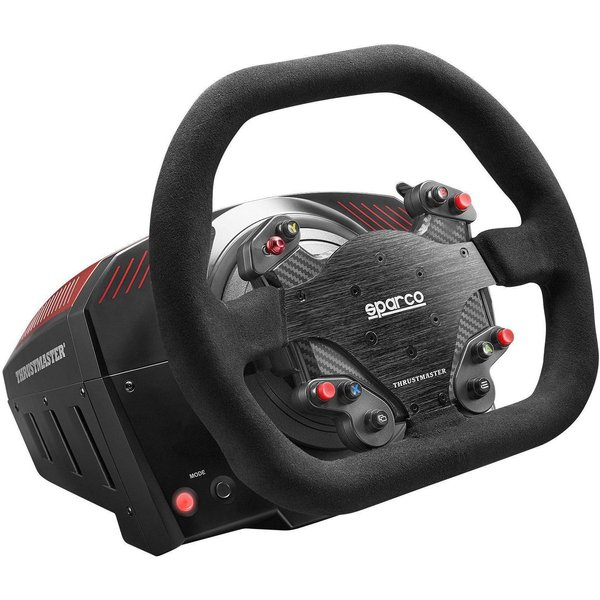 Thrustmaster TS-XW Racer Sparco P310 Competition Mod Lenkrad und Pedale-Set - für XBOX ONE, PC