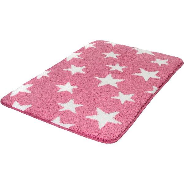 Badematte »Stars« MEUSCH, Höhe 15 mm, rutschhemmend beschichtet, fußbodenheizungsgeeignet