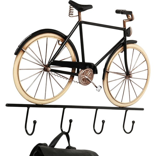 Portemanteau mural city bike kare design (4025621843825)