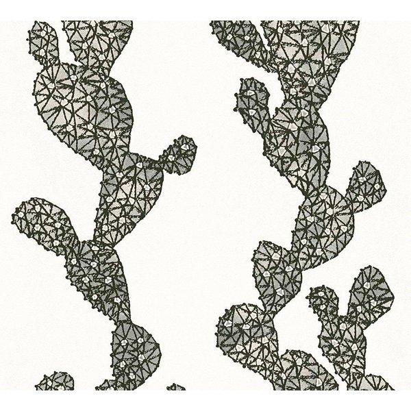 LIVINGWALLS Papiertapete »Urban Flowers«, floral, umweltfreundlich