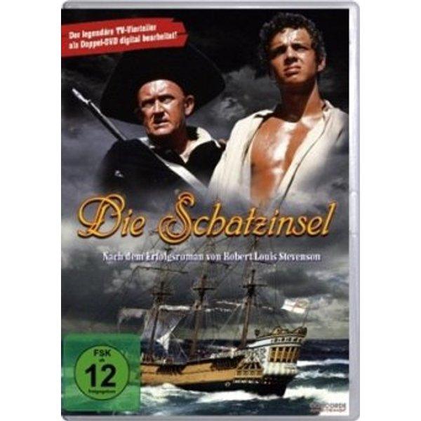 Die Schatzinsel - (TV-Vierteiler, 2 DVDs)