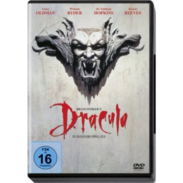 Bram Stokers Dracula. DVD-Video