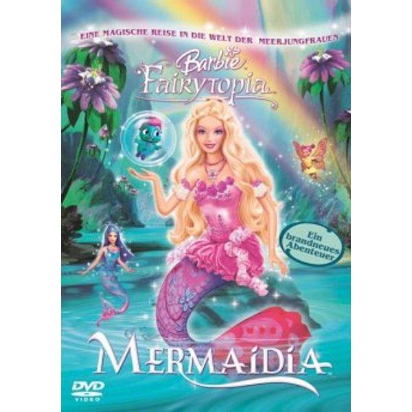 DVD Barbie: Mermaidia Hörbuch