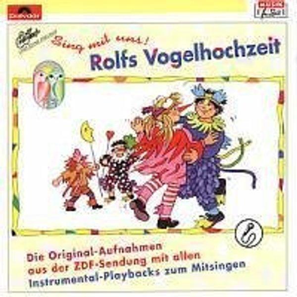 Rolf Zuckowski - Rolfs Vogelhochzeit - Sing mit uns