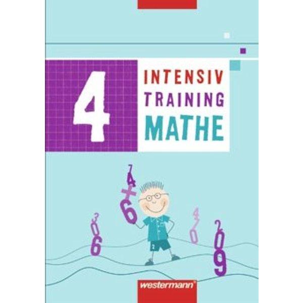 Intensivtraining Mathe 4. Arbeitsheft, 7. Dr. 2017