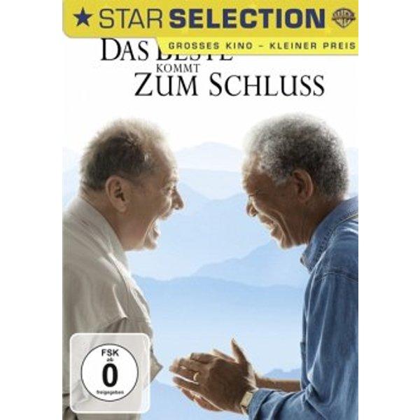 Das Beste Kommt Zum Schluss - Nicholson,jack, DVD
