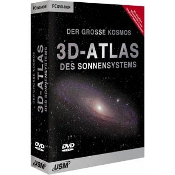 USM Der große Kosmos 3D-Atlasdes Sonnensystems (DE) (Win)