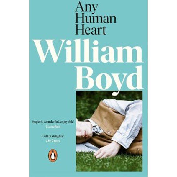 Boyd, William: Any Human Heart