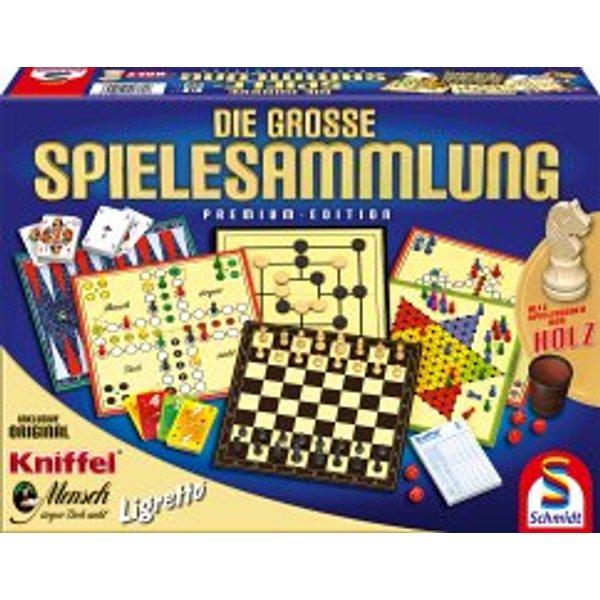 """Schmidt Spiele """"Spielemagazin"""", 2-8 Spieler"""