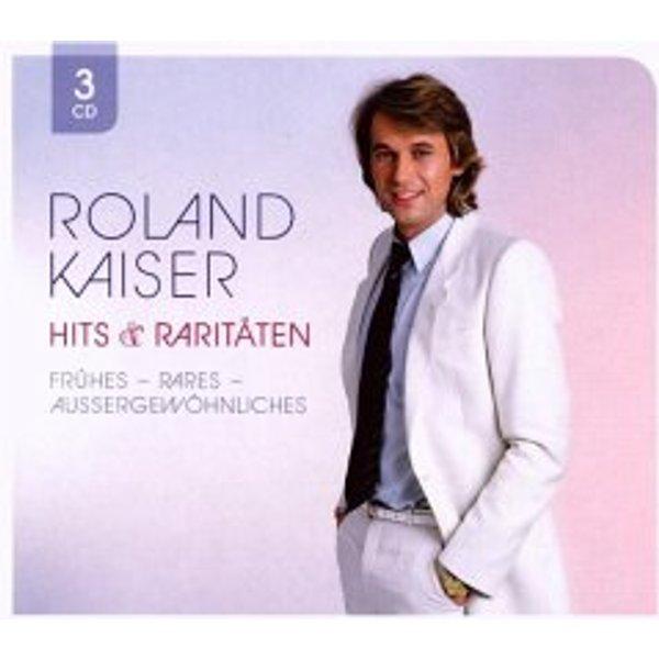 Kaiser, Roland: Hits & Raritäten, CD