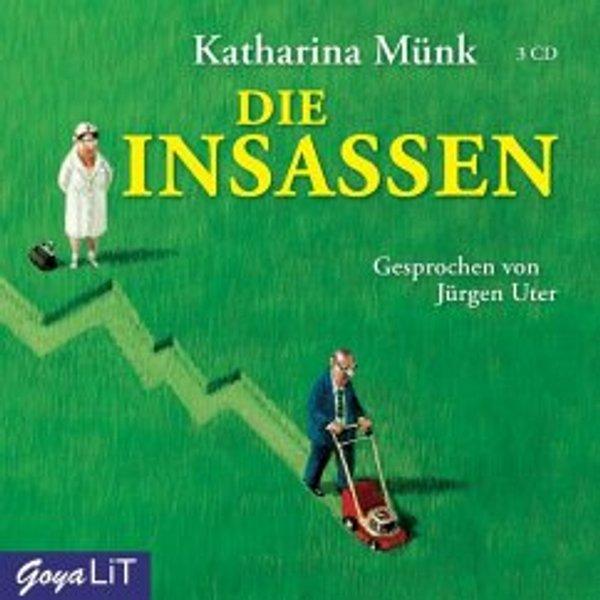 Die Insassen, 3 Audio-CDs