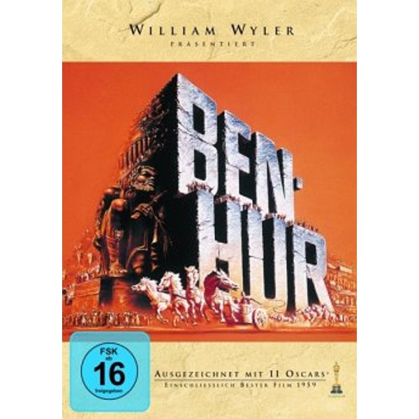 Ben Hur - Classic Collection, 1x DVD-18