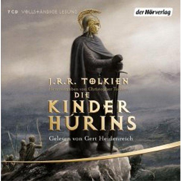 Die Kinder Húrins, 7 Audio-CDs
