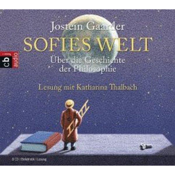 Sofies Welt, 8 Audio-CDs