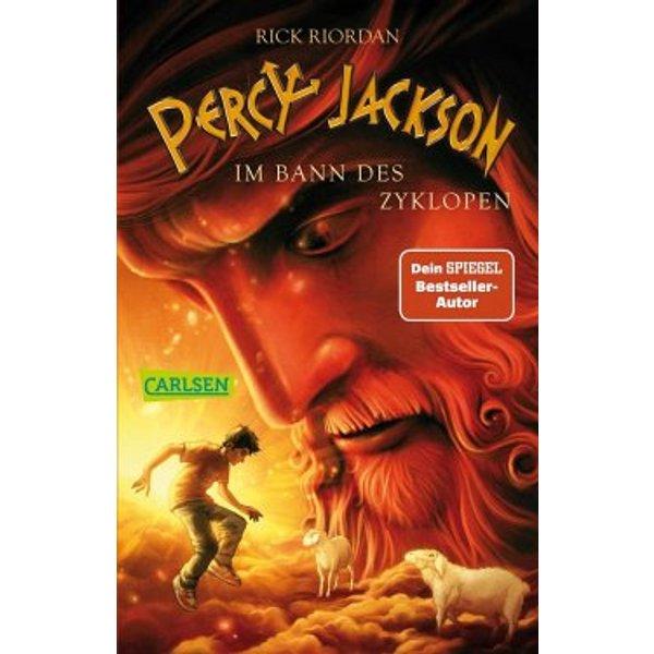 Riordan, Rick: Percy Jackson 02. Im Bann des Zyklopen