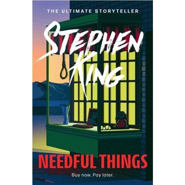 Needful Things - King, Stephen