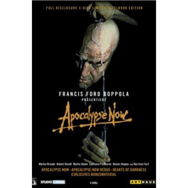 Apocalypse Now (1979) - (Arthaus, Steelbook, 4 DVDs)