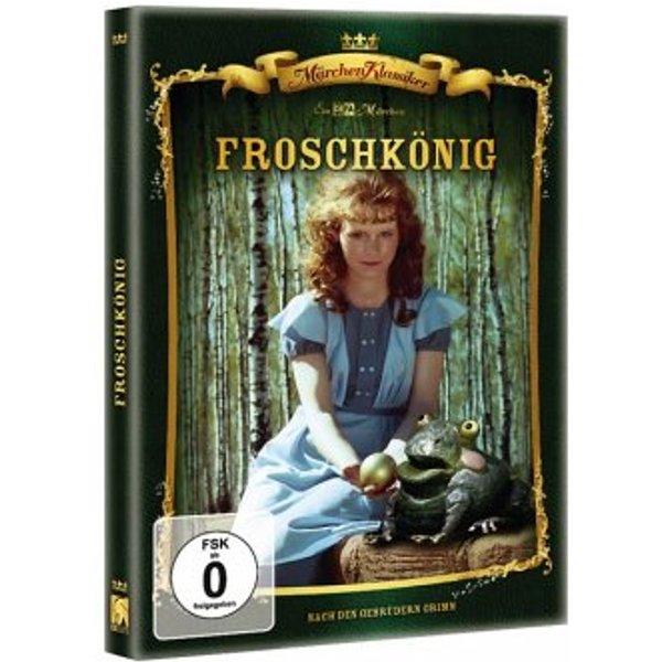 Der Froschkönig (1987) - (Märchen Klassiker)
