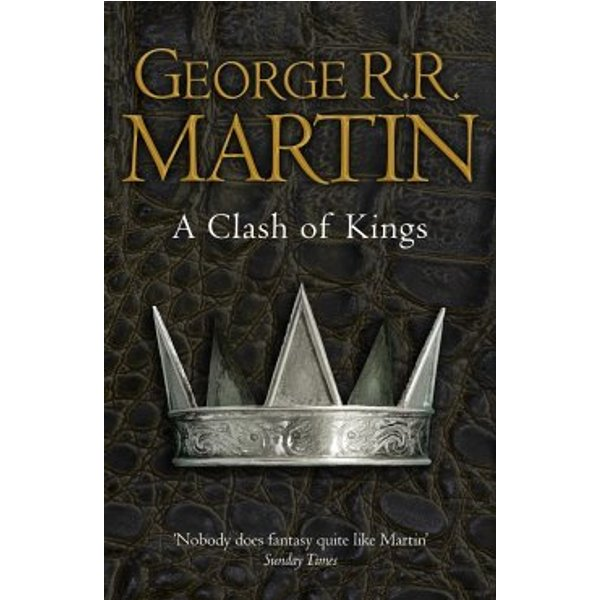 Martin Clash of Kings - A Song of Ice and Fire 2