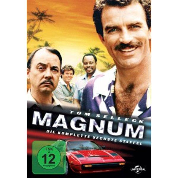 Magnum - Die komplette sechste Staffel DVD-Box