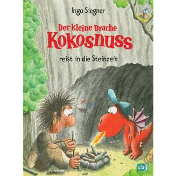 Der kleine Drache Kokosnuss Band 18 reist in die Steinzeit