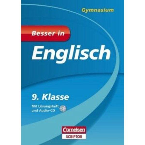 Besser in Englisch - Gymnasium 9. Klasse, 2. Auflage