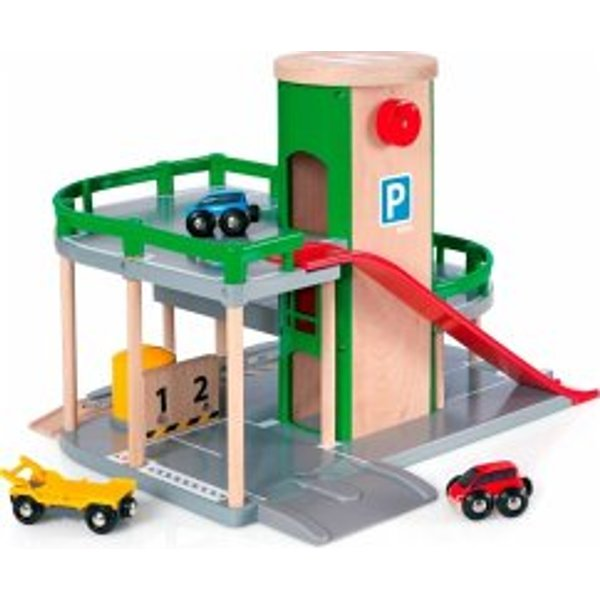 Brio World 33204 Garage Rail / Route