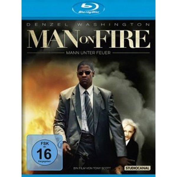 Man on Fire - Mann unter Feuer (2004)