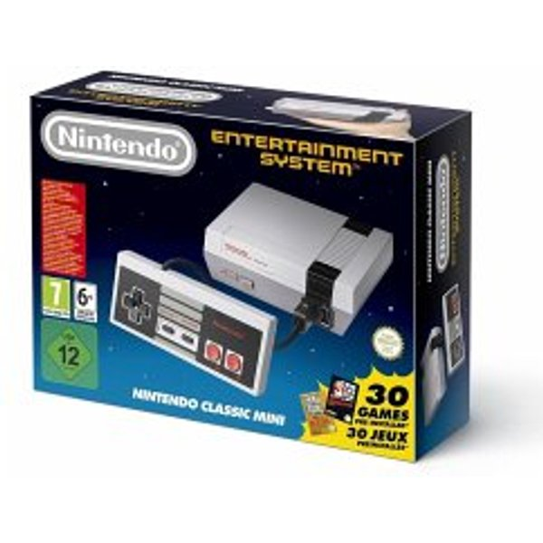 Entertainment System - Nintendo Classic Mini - - -