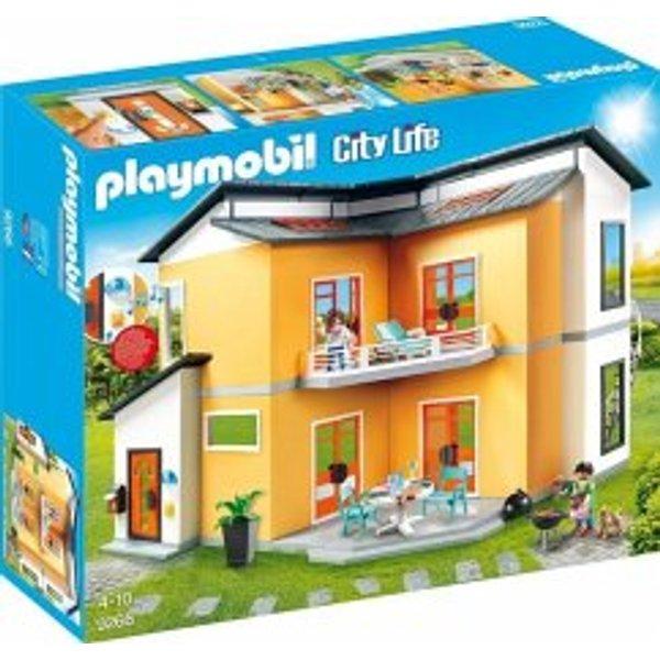 Playmobil City Life 9266 Maison moderne