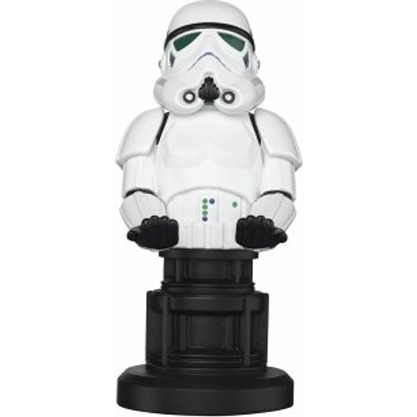 Support universel Exquisite Gaming Cable Guy Star Wars: Stormtrooper MER-1692 noir, blanc 1 pc(s)