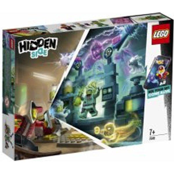 LEGO® Hidden Side 70418 Le laboratoire détecteur de fantômes