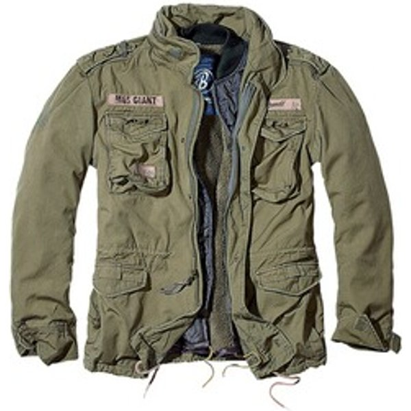 Brandit - M65 Giant - Winter jacket - olive (3101-1-5XL)