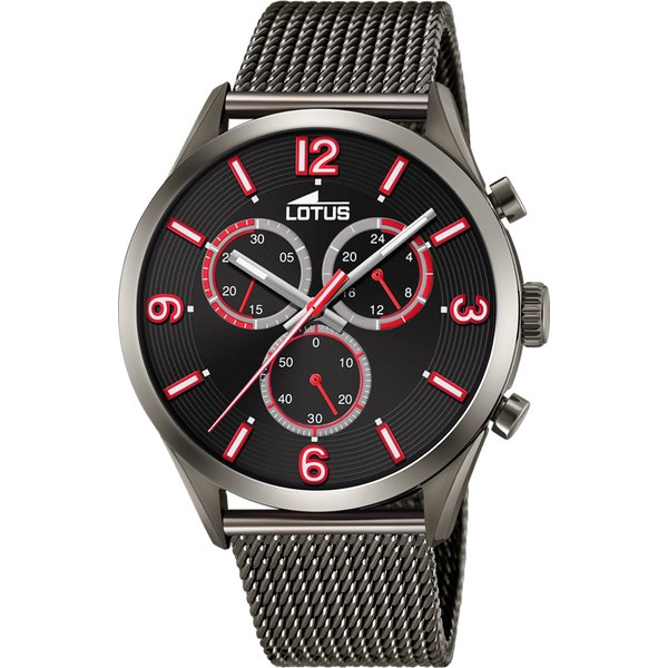 Mens Lotus Chronograph Watch