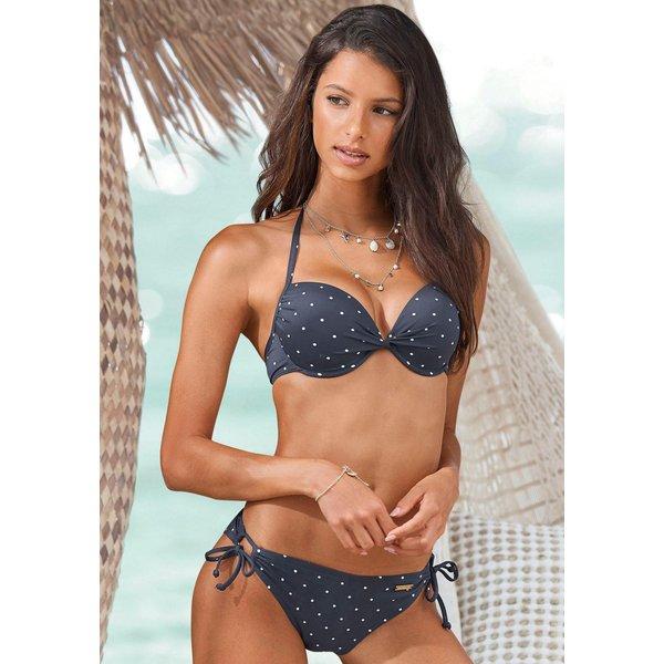 LASCANA Push-Up-Bikini-Top »Sparkel«