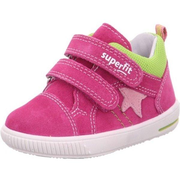 Artikel klicken und genauer betrachten! - Superfit Sneaker aus Veloursleder   im Online Shop kaufen