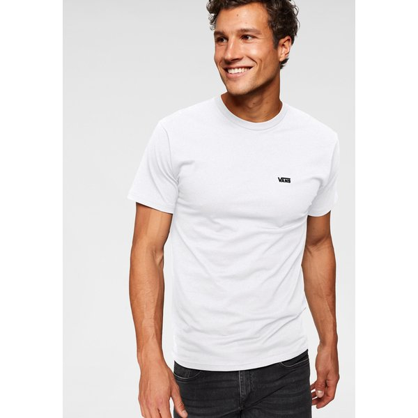 Vans T-shirt Homme Blanc L