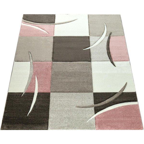 Teppich, »Lara 235«, Paco Home, rechteckig, Höhe 18 mm, maschinell gewebt