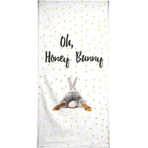 """Handtuch """"Honey Bunny"""", Juniqe"""