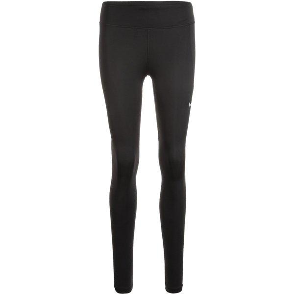 Nike Fast Lauf-Tights für Damen - Schwarz