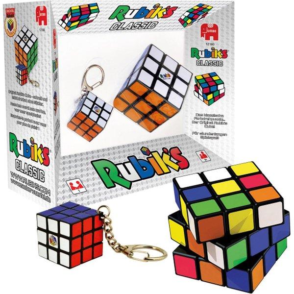 Denkspiel, Jumbo, »Rubik's Classic Geschenkset«
