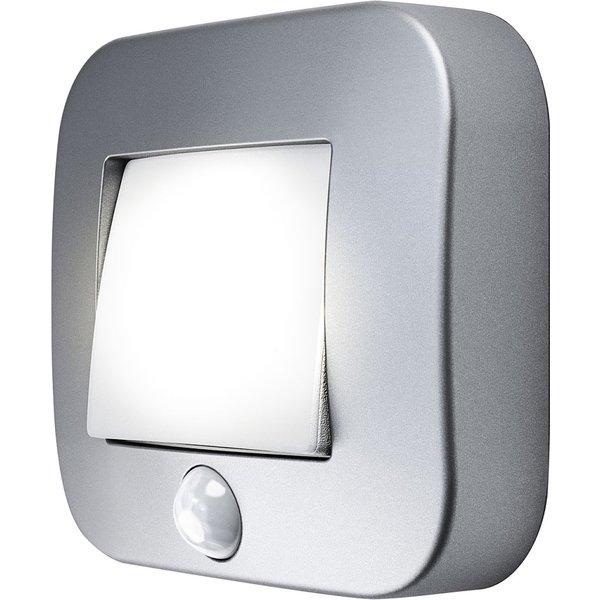 OSRAM Batterie-LED-Licht mit Bewegungsmelder, silber