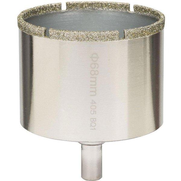 DIY Lochsäge, Diamant, Keramik, Ø68 mm (2609256C92)