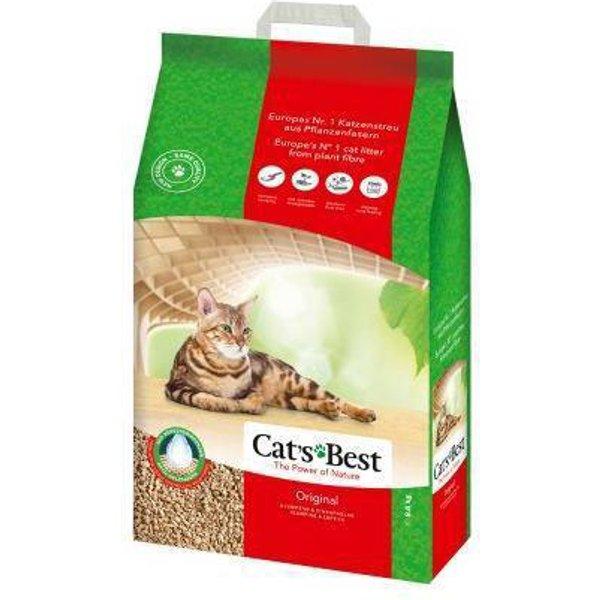 Cat's Best Original Katzenstreu - 5 l (ca. 2,1 kg)