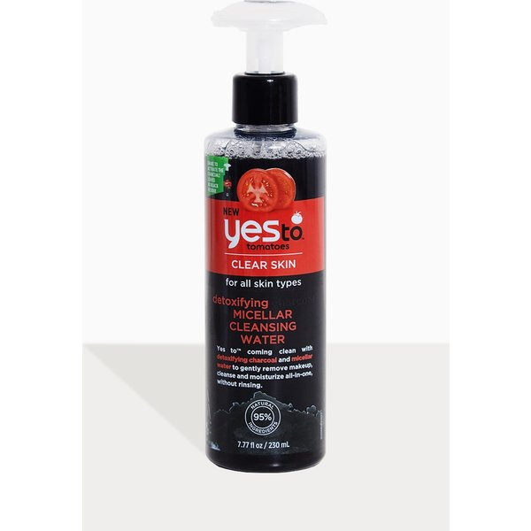 PrettyLittleThing - to tomatoes detoxifying charcoal micellar cleansing water - 1