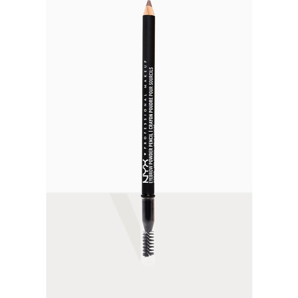 PrettyLittleThing - professional makeup eyebrow powder pencil ash brown - 1