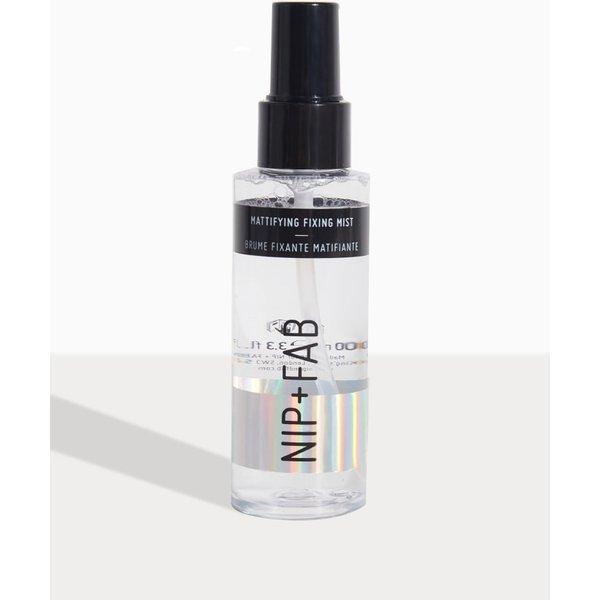 PrettyLittleThing - &fab make up mattifying fixing mist - 1
