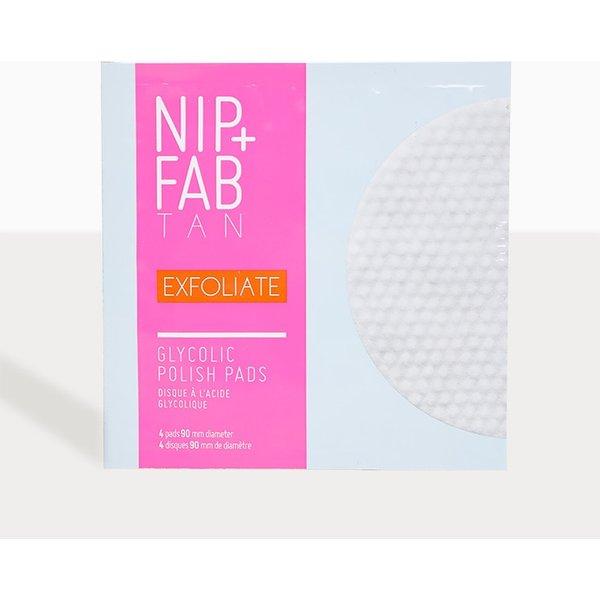PrettyLittleThing - &fab tanning glycolic polish pads x 4 - 1