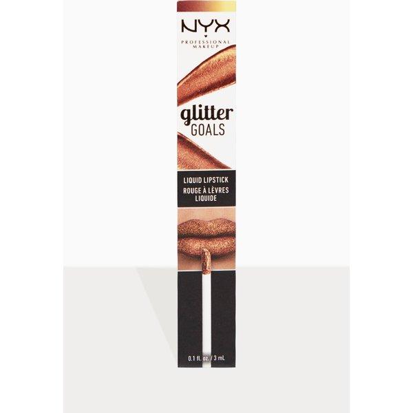 PrettyLittleThing - nyx professional makeup - rouge à lèvres liquide à paillettes - 1